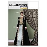 BUTTERICK PATTERNS B5440 Misses' Costume, Size AA (6-8-10-12)