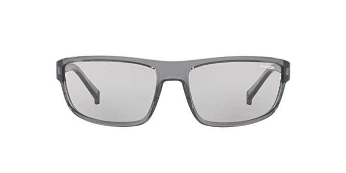 Arnette 0AN4259 Gafas de Sol, Transparente Grey, 63 para ...