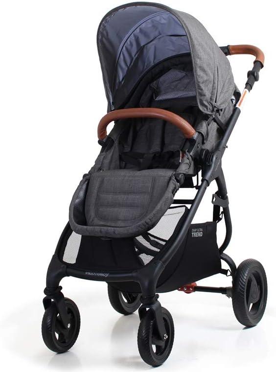 Charcoal Valco Snap Ultra Trend Lightweight Stroller