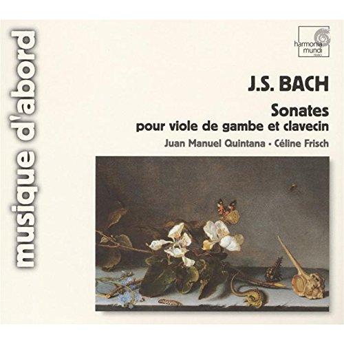 Gamba Sonatas (Bach, J.S.: Gamba Sonatas)