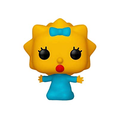 Funko Pop! Animation: Simpsons - Maggie: Toys & Games