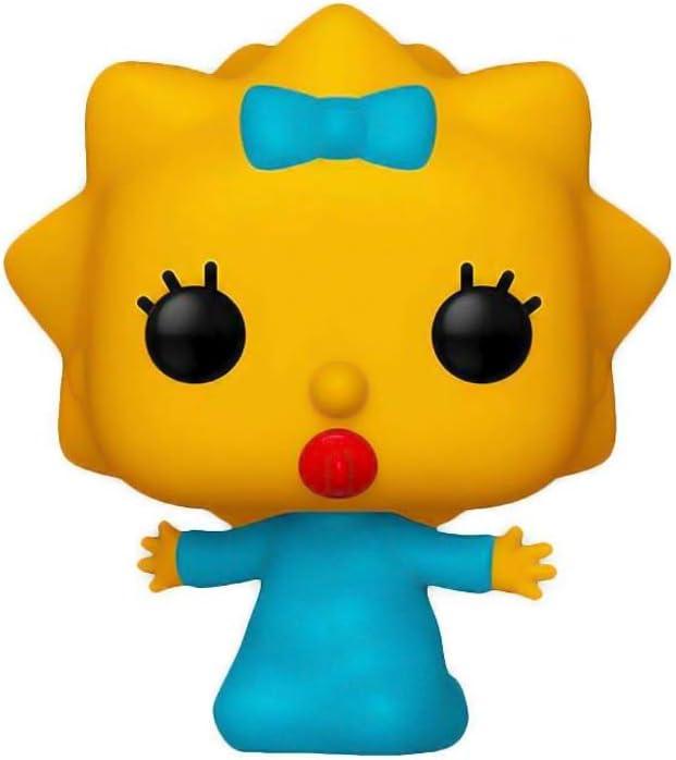 Funko Simpsons Pop Maggie Simpson, Multicolor, One-Size (33879)