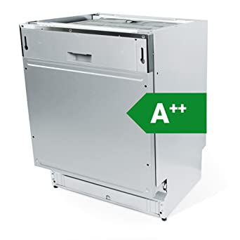 KKT KOLBE GS60VI Einbau Geschirrspüler Vollintegrierbar / 60 Cm / A++  Energie Sparend / EasyLift Oberkorb