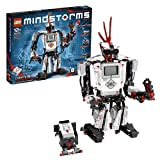 Unleash the creative powers of LEGO  MINDSTORMS EV3! Build TRACK3R, R3PTAR, SPIK3R, EV3RSTORM and GRIPP3R faster than ever before with the amazing free EV3 Programmer App on your tablet. Then use the intuitive drag-and-drop interface to program your ...