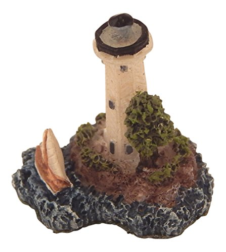 "Harbour Lights Signing Event ""Thumbnail,"" Loon Island Lighthouse, NH, ONLY 3/4 INCHES TALL!"