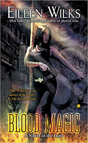 Image result for book cover blood magic eileen wilks