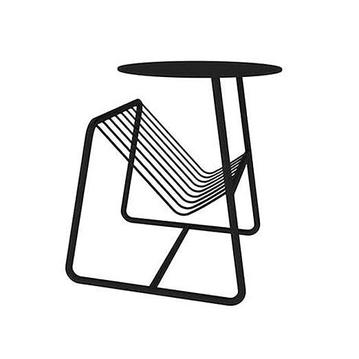 Xiaolin Diseño Lateral Moderno del Metal de la Mesa - Cesta de ...