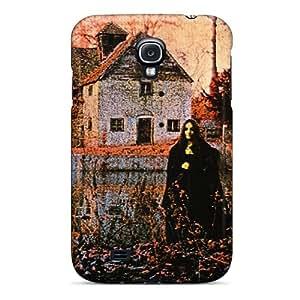 Fashion Tpu Case For Galaxy S4- Black Sabbath Defender Case Cover