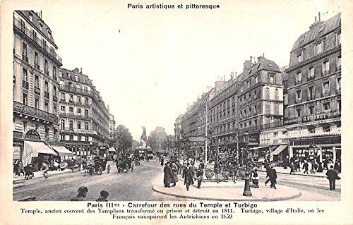 carrefour-des-rues-du-temple-et-turbigo-paris-france-postcard