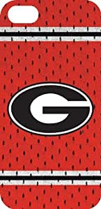 Vintage Jersey Hardshell Case for iPhone 4/4S - Georgia Bulldogs
