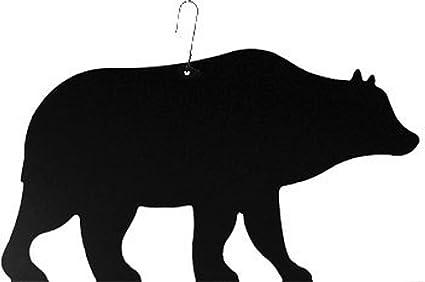 amazon com iron bear christmas holiday decoration hanging