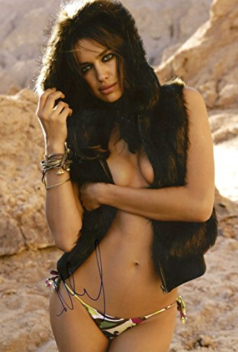 Irina Shayk MODEL autograph, In-Person signed photo from Markus Brandes Autographs