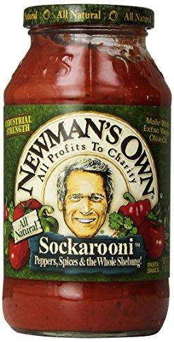 Newman's Own, Sockarooni Pasta Sauce, 24 oz