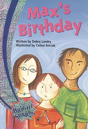 Download Cambridge Bright Sparks: Maxs Birthday PDF