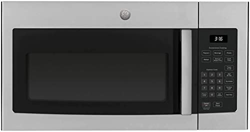 Over-the-Range Microwave Oven in Stainless Steel