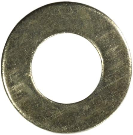 100 Pack M5 Stainless Flat Washer A2 U-Turn Din 125A 10mm OD 18-8