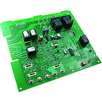 icm controls icm281 furnace control replacement for oem models rh amazon com Old Furnace Wiring Diagram Circuit Board Wiring Diagram for RC