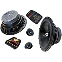 EU 61.2 - CDT Audio 6.5 EU Standard Fiber Cone 2-Way Component Speaker System