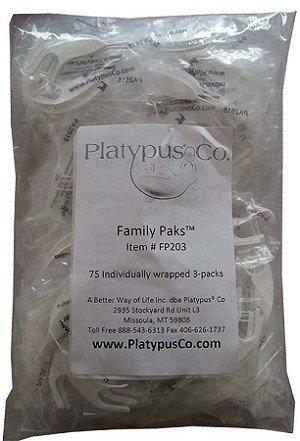 Platypus Ortho Flossers - 225/bag - BULK PACK