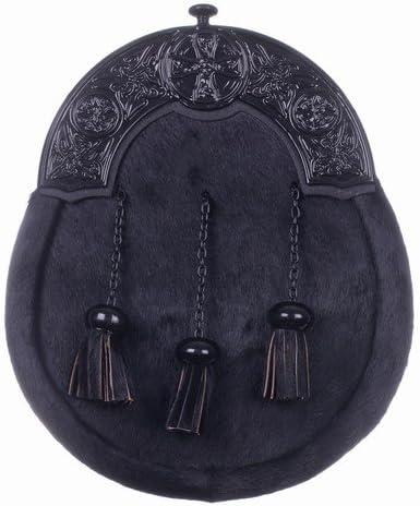 The Scotland Kilt Company Crucifijo celta de escarcela para falda ...