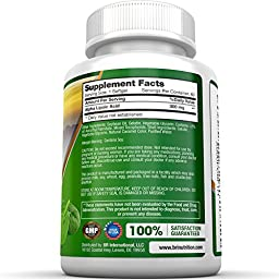 BRI Nutrition Alpha Lipoic Acid Softgels - 60 Count 300mg Fast Absorption Liquid Softgels