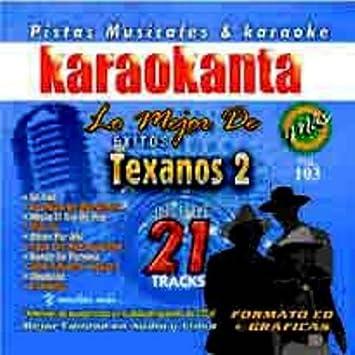 Various - Karaokanta KAR-8103 - Texanos 2 / Lo Mejor de... - Amazon ...