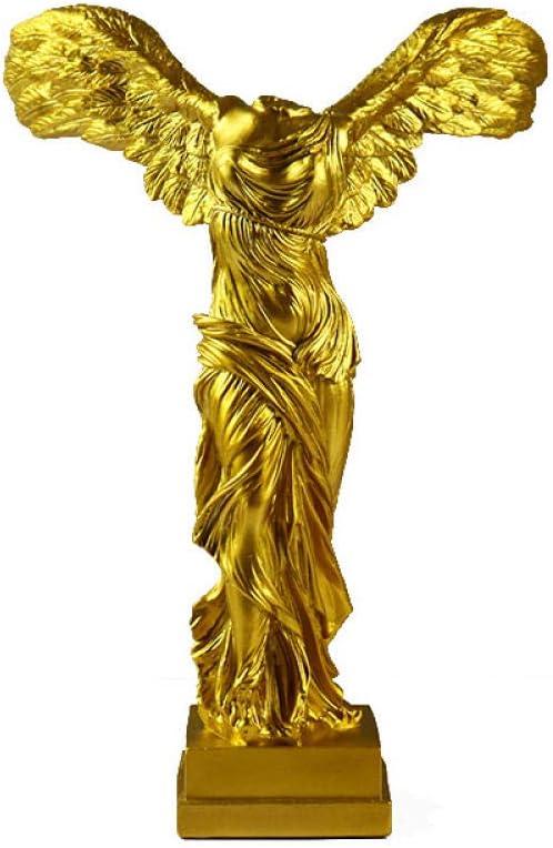 Estatuas Para Jardín Figuritas Decorativas Bustos Decorativos Decoración De La Estatua De La Escultura Del Personaje Decoración Del Escritorio Del Hogar Decoración Del Arte Del Gabinete Del Vino: Amazon.es: Hogar