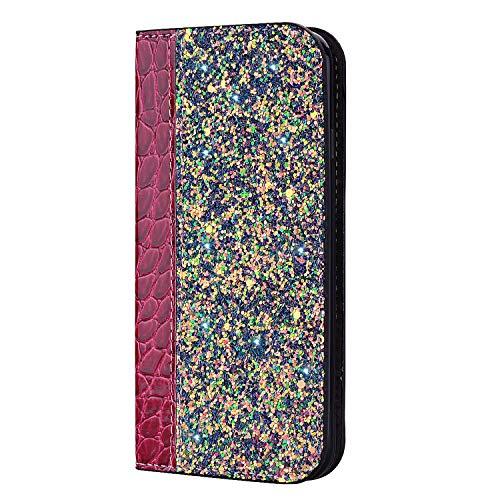 Phone 2 Nokia Coperture Nokia5 5 Pollici 2017 Holster Rosso Caso Ykto Custodia Staffa 5 Bianco Magnetic Flip Protettivo Coperchio Ecocompatibili Glitter Antigraffio Scintillante Materiali FRnwv
