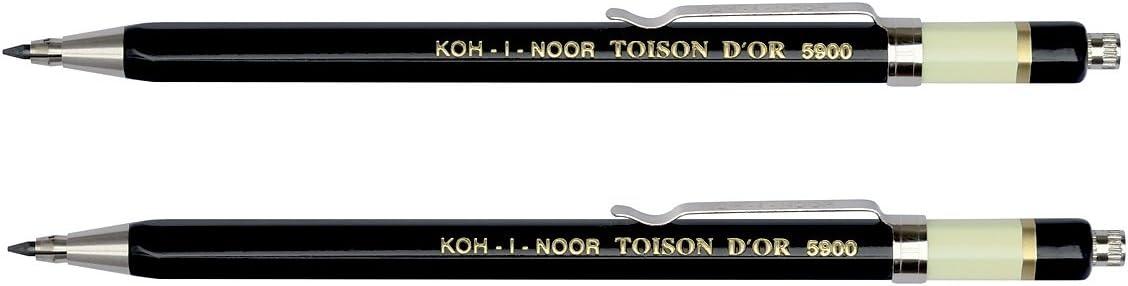 Druckbleistift Fallbleistift Fallminenstift 2,5 mm Versatil KOH-I-NOOR 5205