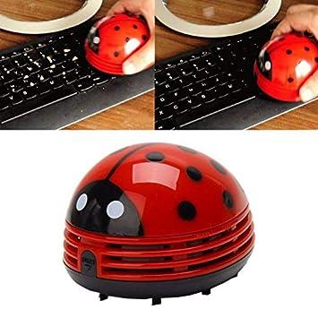 Aspiradora Mini Mini aspiradora para coche de Keyboard Cleane, regalo creativo para limpiar polvo, piano, teclados de computadora, migas de pan, coche y casa de mascotas, color verde: Amazon.es: Oficina y papelería