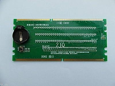 New Desktop Motherboard DDR2 DDR3 RAM Memorry Slot Tester with LED