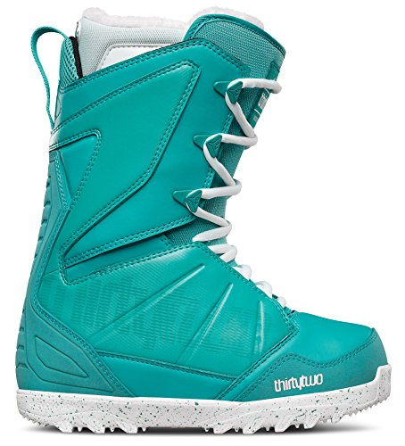 Thirty Two Womens Lashed - thirtytwo Lashed Women's Snowboard Boots, Teal, Size 5