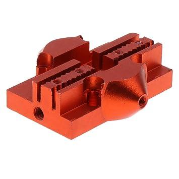 perfk Impresora 3D Metal Delta Pulley Slide Hamaca Colgando ...