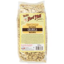 Bob's Red Mill Natural Granola, No Fat Added, 340 gm