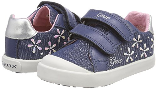 Pictures of Geox Kilwi Girl 4 Sneaker avio 22 B82D5C0LGBCC4005 4
