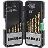 Hitachi 728173 14-Piece Titanium Drill Bit Set