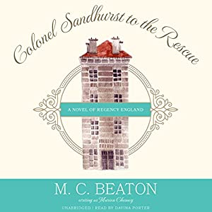 Colonel Sandhurst to the Rescue Audiobook