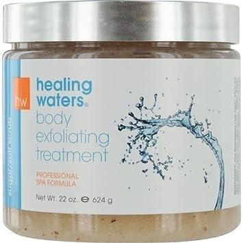 Healing Waters Sugarsalt Scrub Exfoliating Treatment 22 Oz