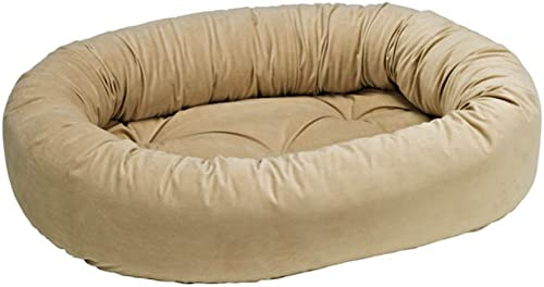 Bowsers Donut Bed, Small, Almond