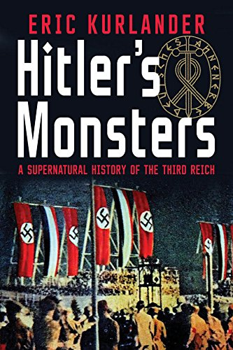 Hitler's Monsters cover