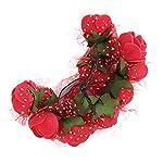 Happyyous-144PCS-Artificial-Flowers-Fake-Foam-Rose-Silk-Plastic-Floral-Artificial-Flower-Heads-For-Bridal-Wedding-Bouquet-Home-Garden-DIY-Party-Decoration