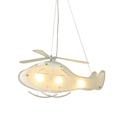 Amazon.com: Children\'s Lighting Boy Airplane Light ...