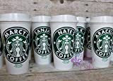 Starbucks Teacher Travel Mugs