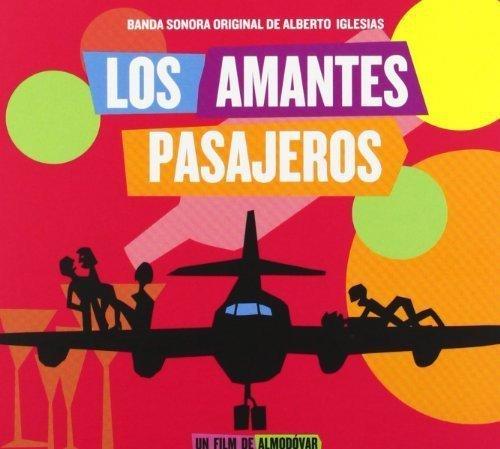 Los Amantes Pasajeros Bso by Various Artists