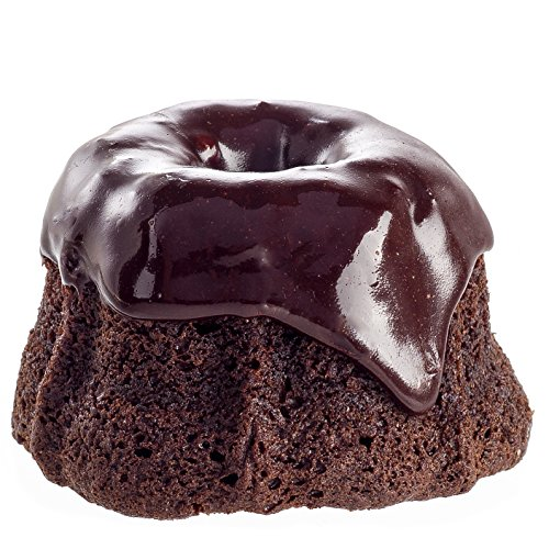 Gourmet Chocolate Lovers Brownie Ganache Bakery Collection Prime Deliver Holiday Gifts Filled with: Chocolate Bundts, Brownies, Whoopee Pies, Rugelach, great gourmet gift basket! by Dulcet Gift Baskets (Image #1)