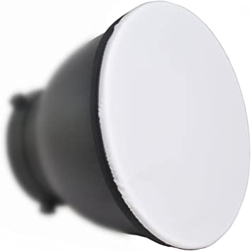 Transparent Soft White Diffuser Screen Cover for Flash Speedlight Fits Portrait Fashion Photography Bestshoot 2Packs 17 inch // 42cm Beauty Dish Diffuser Sock Monolight Reflector Strobe Light