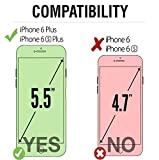 Apple Cell Phone Case for iPhone 6 Plus & 6s Plus - Retail Packaging - Red
