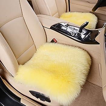 Amazon Sheepskin Seat Covers Authentic Australian Soft Wool
