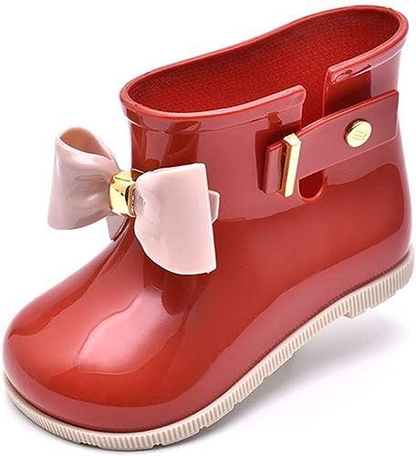 JPYUXIE Waterproof rain shoes Cute Baby