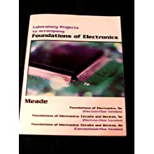 Lab Manual for Meade's Foundations of Electronics, 5th